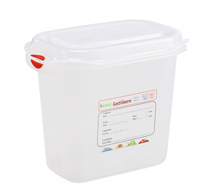 Air-Tight Gastronox Container 1/9 h15cm 1.5lt