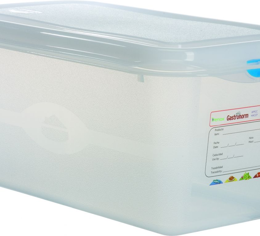 Air-Tight Gastronox Container 1/3 h15cm 6lt