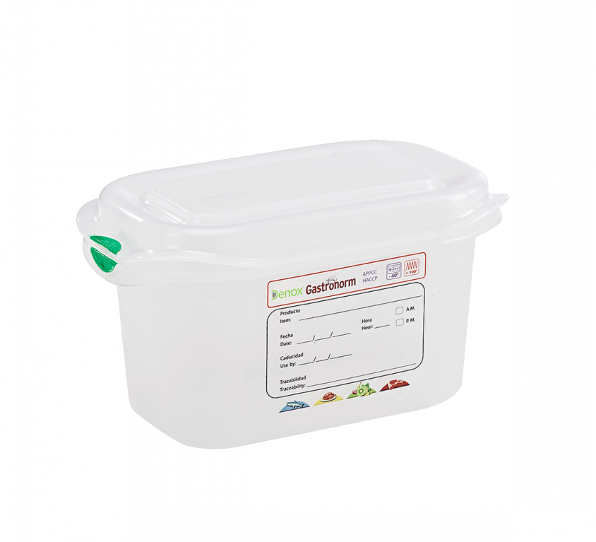 Air-Tight Gastronox Container 1/9 h10cm 1lt