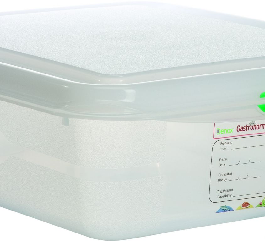 Air-Tight Gastronox Container 1/2 h10cm 6.5lt