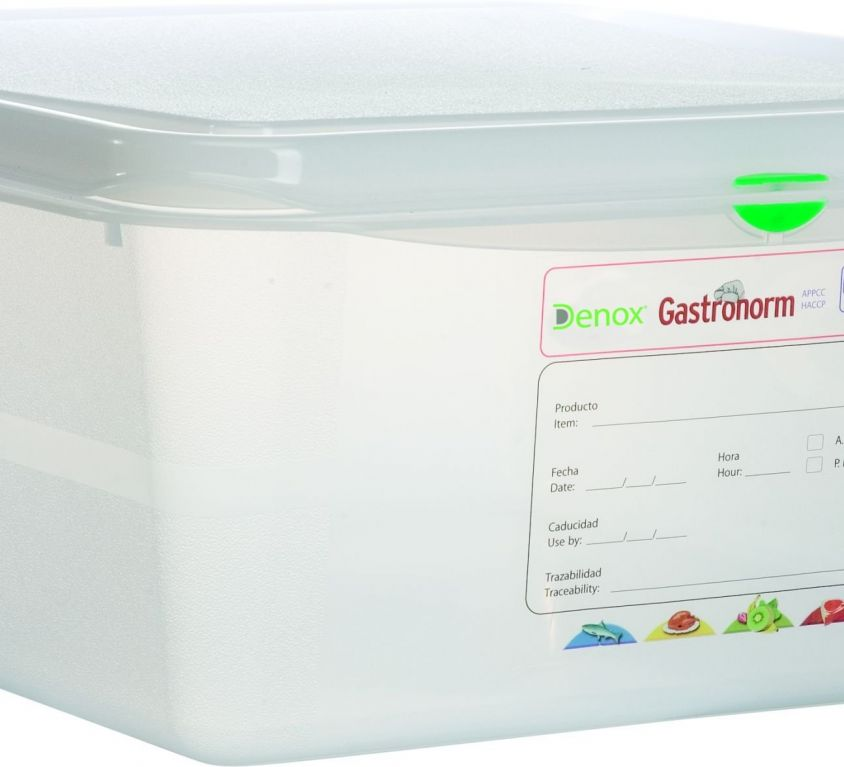 Air-Tight Gastronox Container 2/3 h15cm 13.5lt