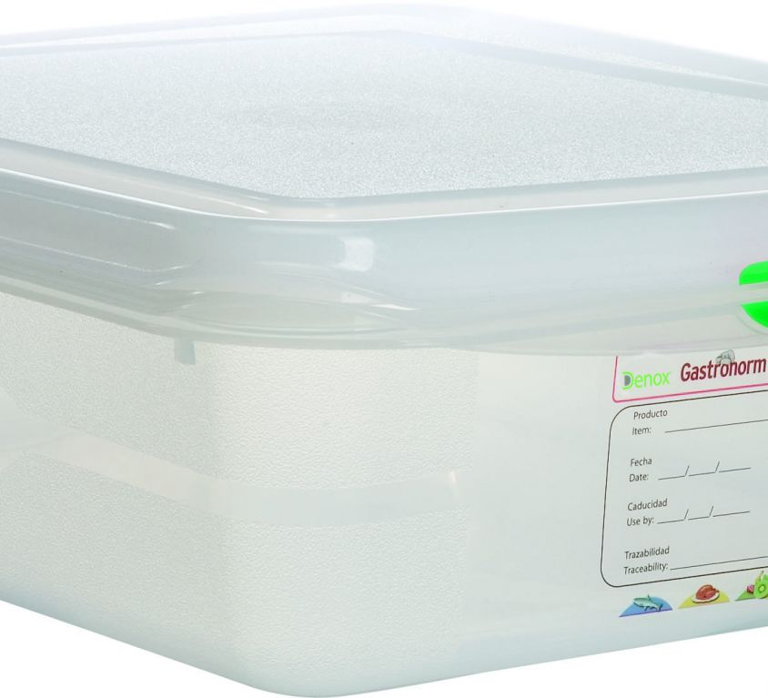 Air-Tight Gastronox Container 1/2 h 6cm 4lt