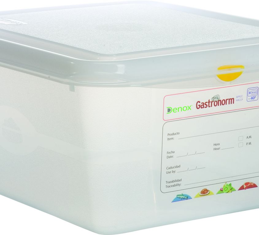 Air-Tight Gastronox Container 1/2 h15cm 10lt