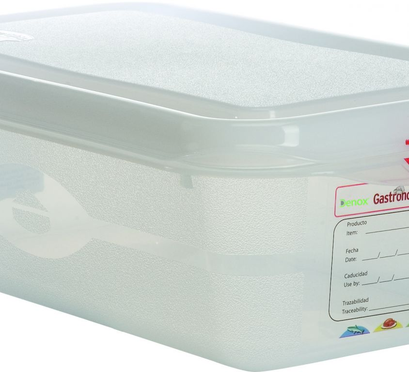Air-Tight Gastronox Container 1/3 h10cm 4lt