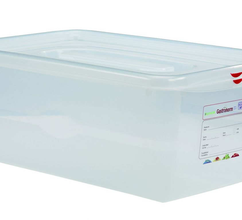Air-Tight Gastronox Container 1/1 h20cm 28lt